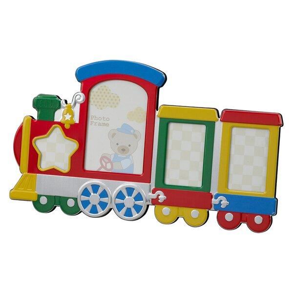 Train Picture Frame by Creative Gifts International