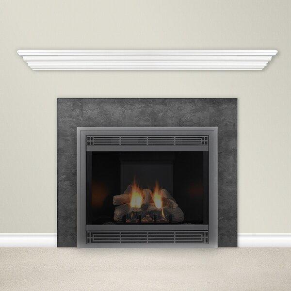Housewarmer Fireplace Mantel Shelf U0026 Reviews | Wayfair  Fireplace Mantel Shelves