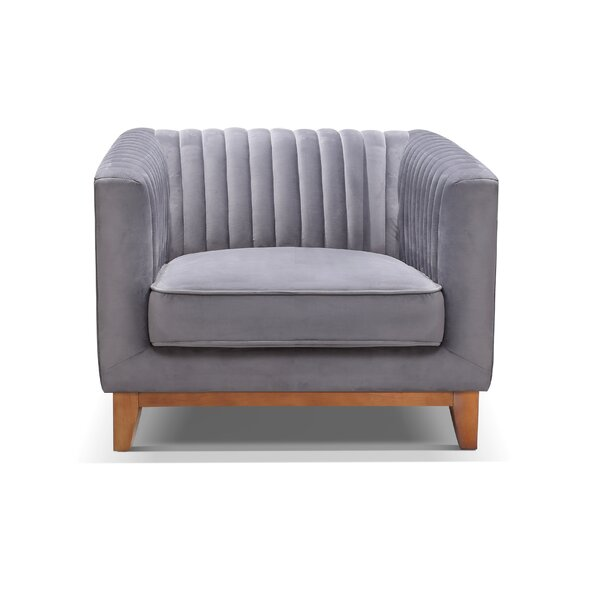 Crofts Armchair by Bungalow Rose