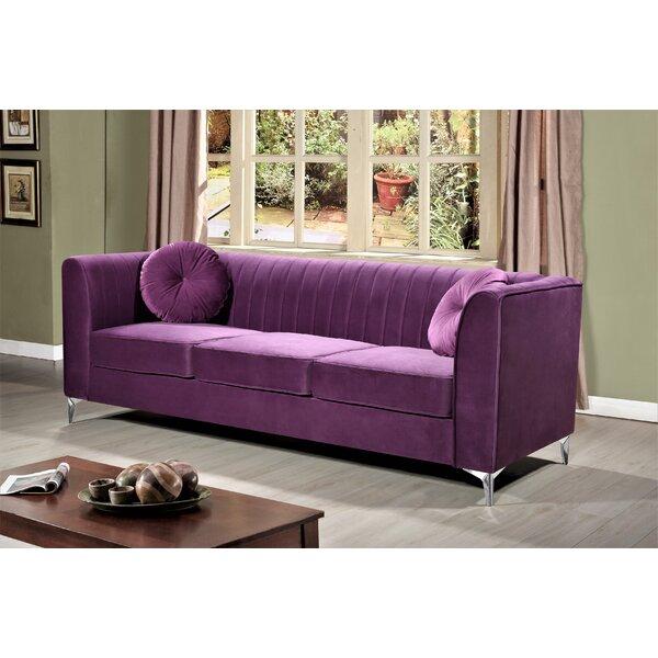 Aadvik Chesterfield Sofa by Mercer41