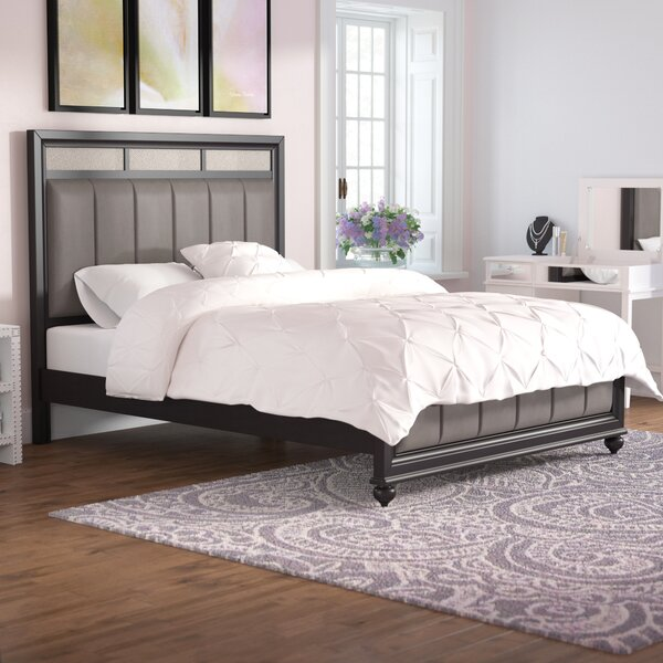 Chappell Upholstered Standard Bed By Willa Arlo Interiors by Willa Arlo Interiors Design