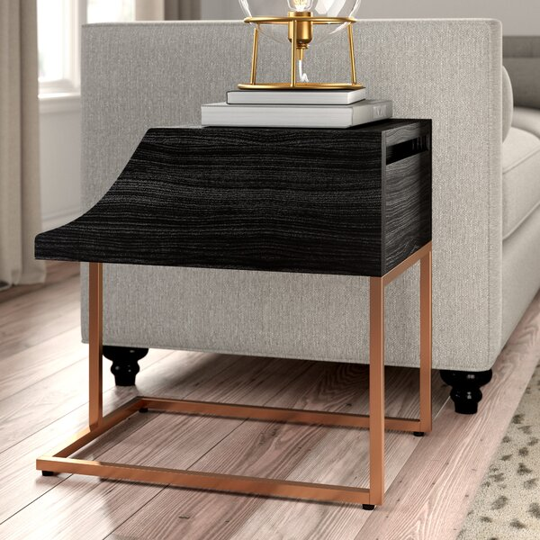 Hendrik End Table by Willa Arlo Interiors