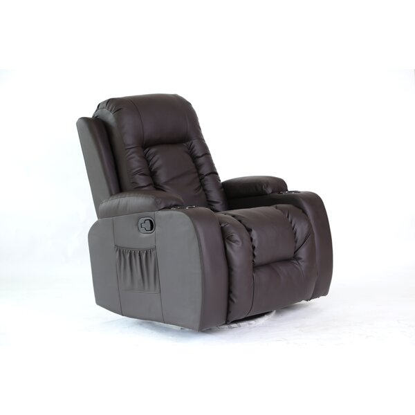 Dakota Manual Wall Hugger Recliner by PDAE Inc.