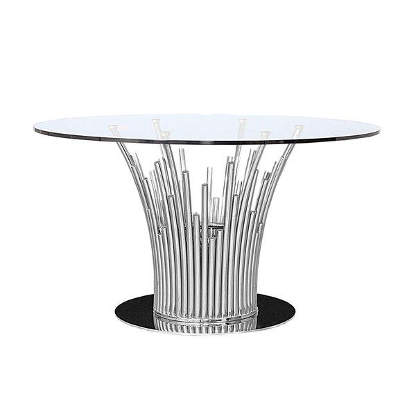 Fortney Dining Table by Mercer41 Mercer41