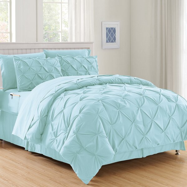 Haverford Luxury Comforter Set by Red Barrel Studio