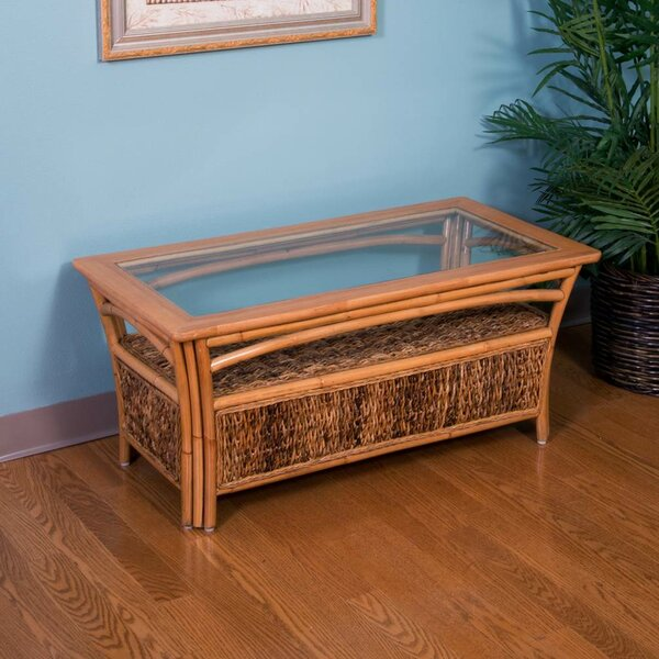 Huffman Coffee Table By Bay Isle Home