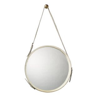 Highland Dunes Daisy Hide Wall Mirror