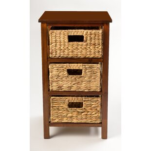 Altenpohl End Table with Storage August Grove