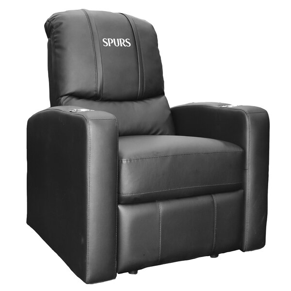 Tottenham Hotspur Wordmark Logo Stealth Manual Wall Hugger Recliner By Dreamseat