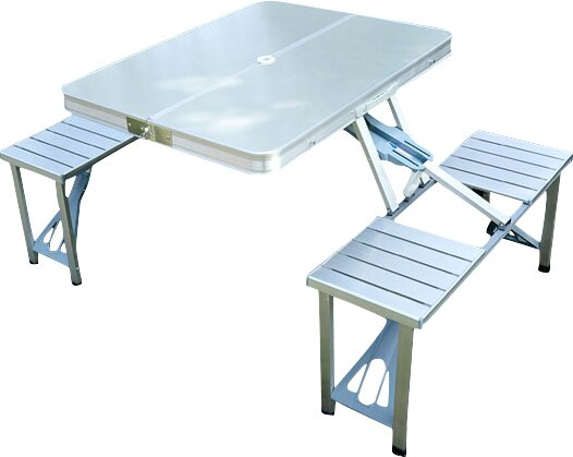 Baughn Picnic Table by Andover Mills