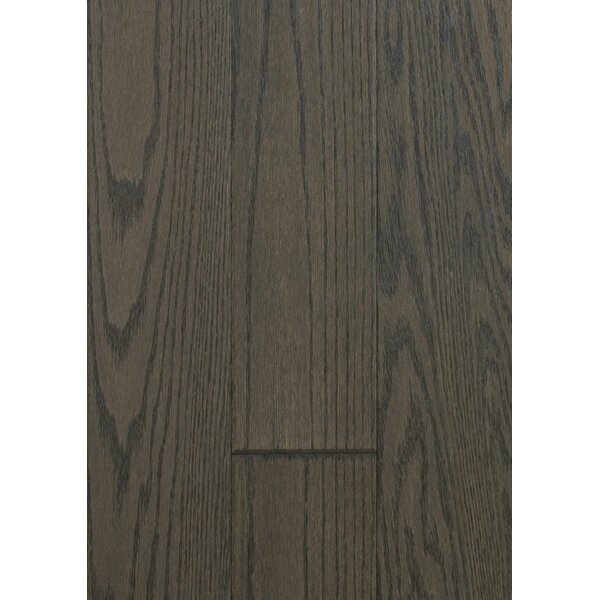 5 Engineered Oak Hardwood Flooring in Brushed Truffle by Maritime Hardwood Floors