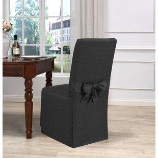 Slip Cover For Armless Chair | Wayfair