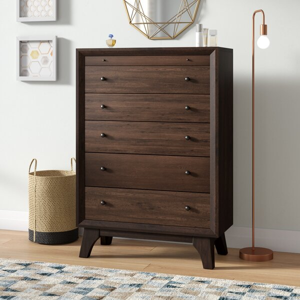 Zichichi 6 Drawer Chest by Mercury Row