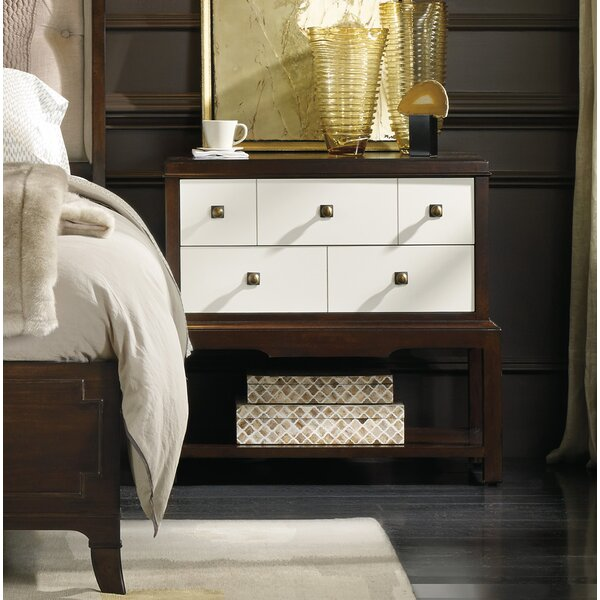 Palisade 2 Drawer Nightstand by Hooker Furniture