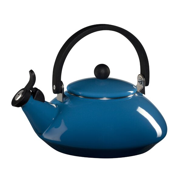 Enamel On Steel 1.6 Qt. Zen Stovetop Kettle by Le Creuset