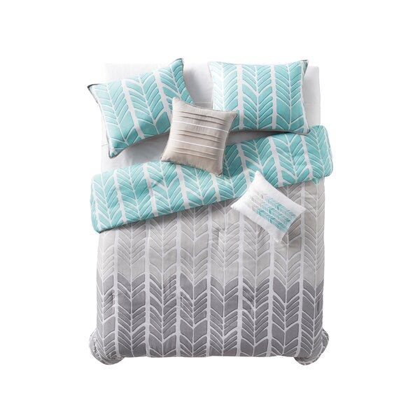 Knarr Comforter Set by Zipcode Design