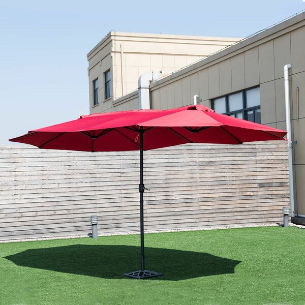 Lagasse Market Umbrella by Symple Stuff
