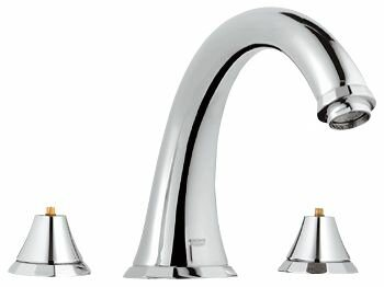 Kensington Double Handle Roman Tub Faucet by Grohe