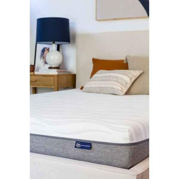 Perfect Sleeper 9 Medium Gel Memory Foam Mattress by Serta