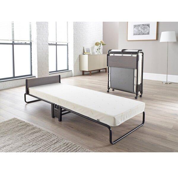 Jay-Be Inspire Folding Bed with Memory Foam Mattress | Wayfair