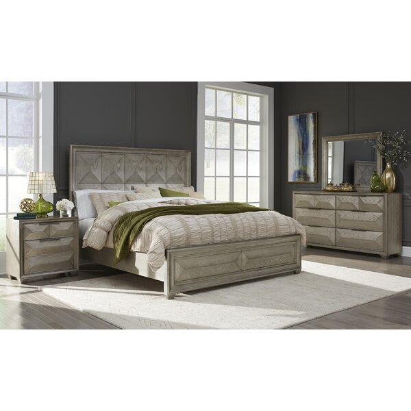 Daley King Standard Configurable Bedroom Set By Mercer41 Coupon