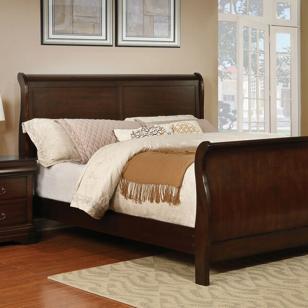 #1 Westminster Sleigh Bed By Charlton Home Top Reviews