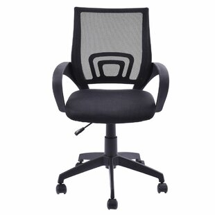 Buy clear Christley Mid Back Swivel Mesh Office Chair by Winston Porter
