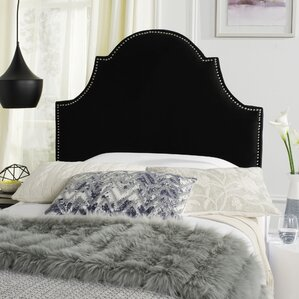 Charlayne Twin Upholstered Panel Headboard by Willa Arlo Interiors