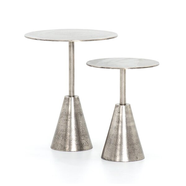 Scala Metal End Tables by Union Rustic