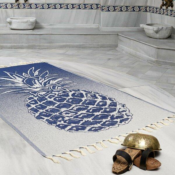 Selborne Pineapple Peshtemal Fouta Turkish Cotton