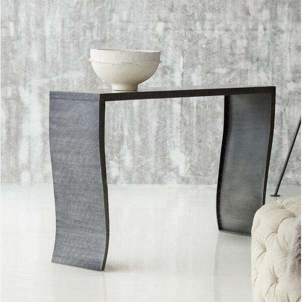 Melange Everett Console Table by Hooker Furniture Hooker Furniture