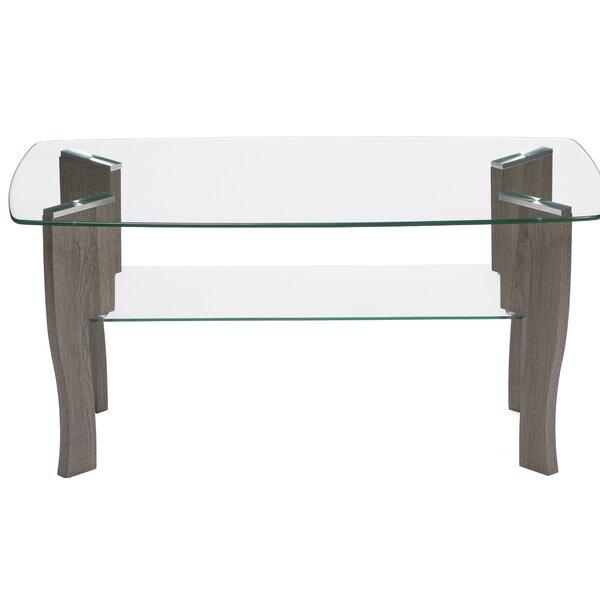Araujo Mid Century Top Coffee Table By Wrought Studio