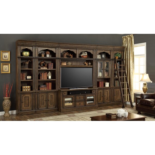 Eamon Solid Wood TV Stand for TVs up to 65