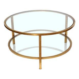 Minimalist Coffee Table by Teton Home