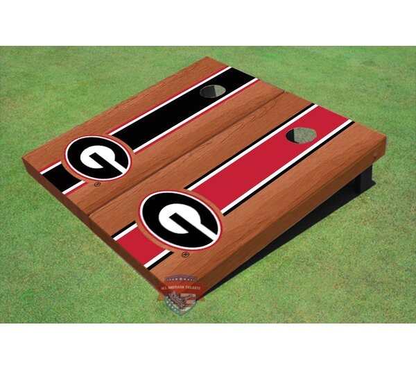 NCAA Cornhole Board (Set of 2) by All American Tailgate
