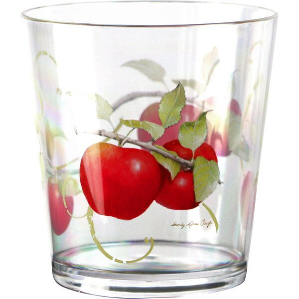 Harvest Apple Acrylic 14 oz. Tumbler (Set of 6) by Corelle