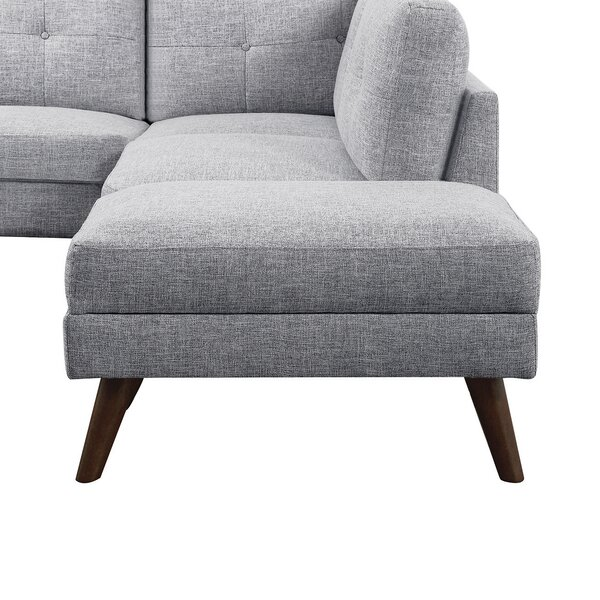 Thome Ottoman by Union Rustic