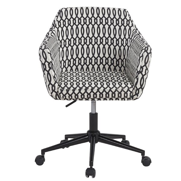 Filomena Office Chair by Wrought Studio