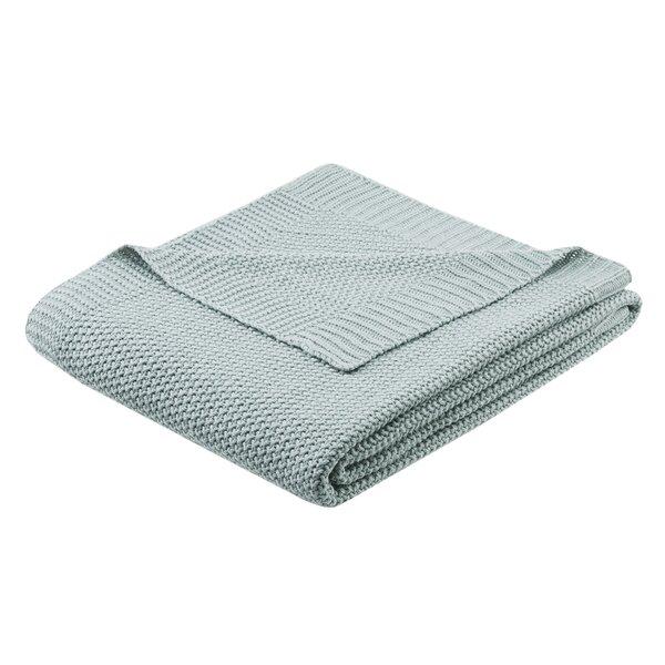Elliott Knit Throw Blanket by The Twillery Co.