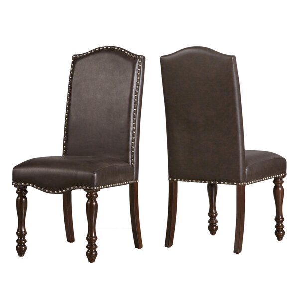 Hilliard Side Chair (Set of 2) by Darby Home Co
