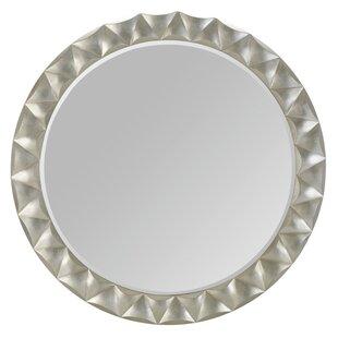 Bernhardt Miramont Round Accent Mirror