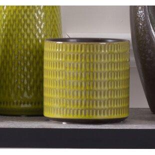 Vedette Ceramic Pot Planter by Bloomsbury Market