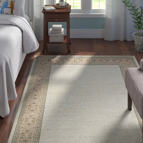 Margo Cream Indoor/Outdoor Area Rug by Andover Mills
