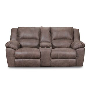 Umberger Double Motion Reclining Sofa by Simmons Upholstery Loon Peak