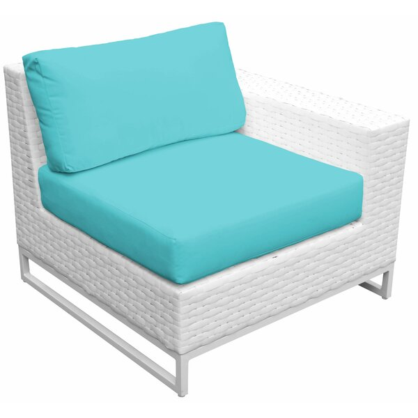 Miami Armchair Patio with Cushions by TK Classics