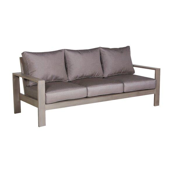 Potsdam Sofa with Cushions by Gracie Oaks
