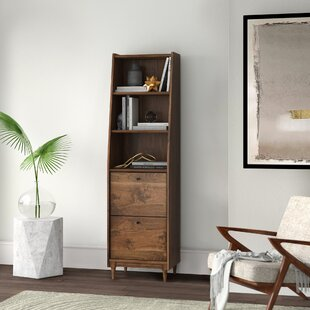 Posner Narrow Standard Bookcase