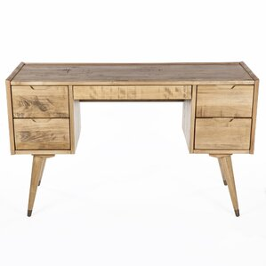 The Bruggen 5 Drawer Vanity by dCOR design