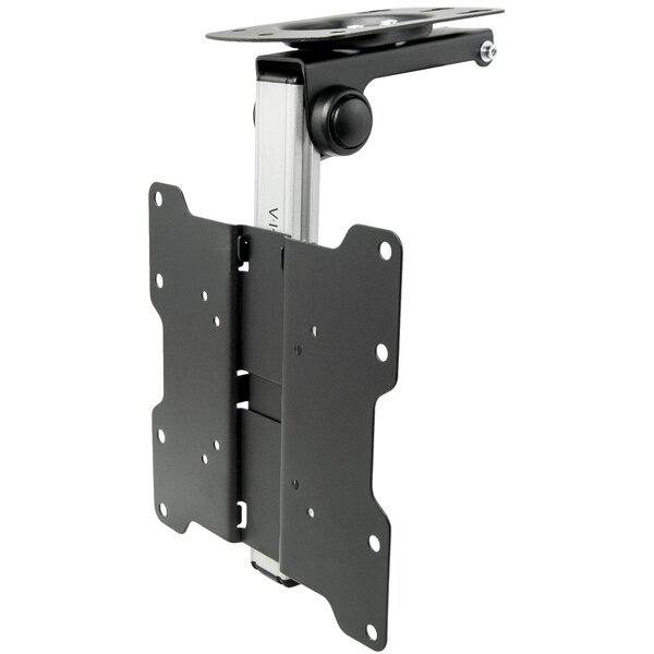 Folding Flip Down Pitched Roof Tilt Ceiling Mount for 17 - 37 Flat Panel Screens by Vivo