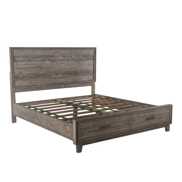 Clarita King Storage Standard Bed by Gracie Oaks